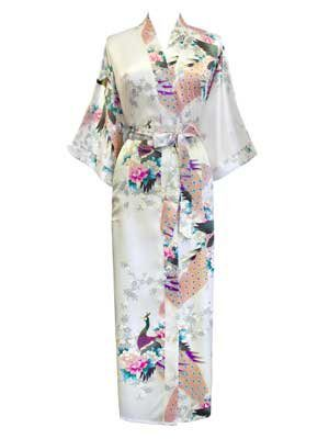Soft natural linen Long morning kimono Beautiful home bathrobe vyshyvanka. White Wedding Women/'s Robe Embroidered Dressing Gown