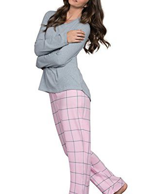 Sleepshirt Womens PajamaGram Womens Sleep Shirt Plaid